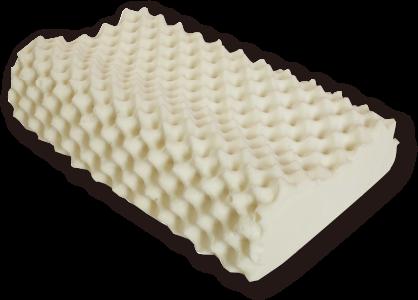 専門家が設計したリラックス天然ラテックス枕